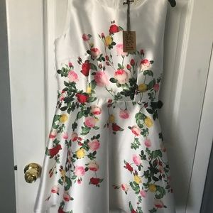 Never worn party flit and flare dress